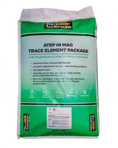 Andersons A - TEP Hi Mag Trace Element Package bag (50 lbs)