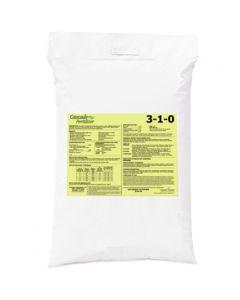 Cascade Plus Fertilizer 3-1-0-50 lb bag